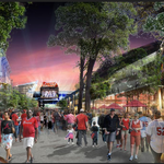 AEG pulls out of Braves project