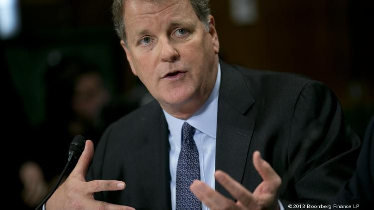"""Douglas """"Doug"""" Parker, CEO of American Airlines Group.  Photographer: Andrew Harrer/Bloomberg"""