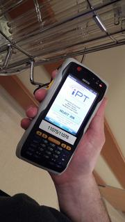 Cleaning crews can set the devices directly or by using a remote.