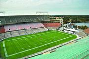 That said, let's go through some of the pictures of the old Citrus Bowl and say our last so longs. Warning: Some of these pictures show the not-so-flattering sides of our old stadium.