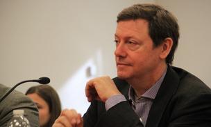 Fred Wilson, partner at Union Square Ventures, at the New York State's Encrypted Currency Hearings, January 28, 2014.