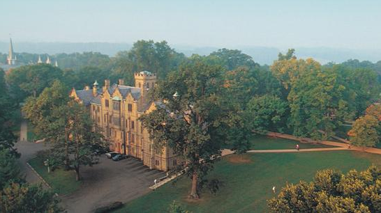 """Kenyon College was listed by Princeton Review on its annual list of 150 """"Best Value"""" colleges."""