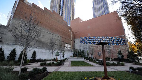 The foundation has hired an Ohio architecture firm to create a renovation plan for the historic Carolina Theatre in uptown Charlotte.