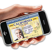 Drivers License An app that allowed you to make a fake driver's license with a photo and whichever state template you'd like.