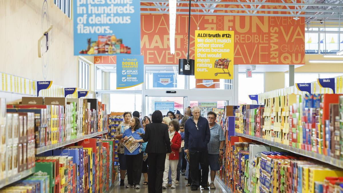 Why Aldi is poised to disrupt the Florida grocery market - Tampa Bay