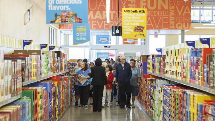 Why aldi is poised to disrupt the florida grocery market for Michaels craft store tampa