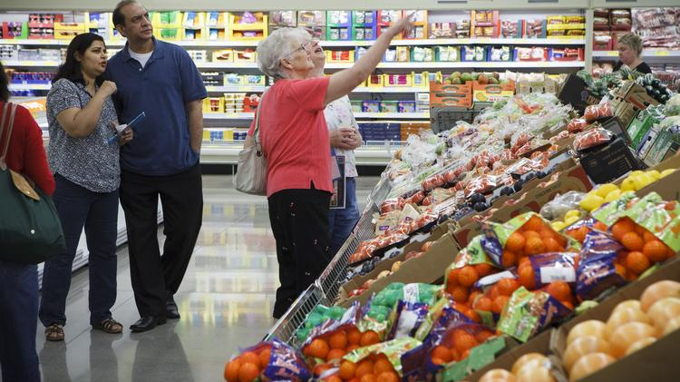 ALDI operates around 1,300 stores in 32 states, from Kansas to the East Coast, serving more than 25 million customers each month, the release said.