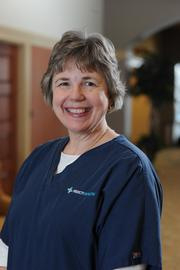 Teresa Staubach is nominated in the Provider category for her work at Mercy Health.