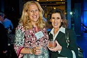 Joyce Blatt of GD Group and Lynn Saccone of Verrex at  the Boston Business Journal's Book of Lists 2014 Gala.