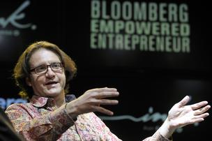 Brad Feld, managing director of Foundry Group LLC, speaks at Bloomberg Link Empowered Entrepreneur Summit in New York, U.S., on Thursday, April 14, 2011.