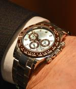 What a $75,000 Rolex says about Albany