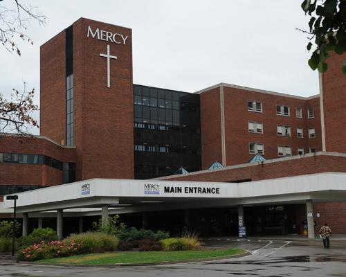 Hamilton County will accept and renovate the 500,000-square-foot building that once housed the former Mercy Franciscan Hospital in Mt. Airy and turn it into a new crime lab.