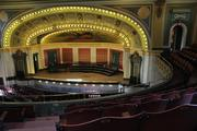 All 600 seats in the theater have clear sight lines to the stage. While the final cost of the renovation project hasn't been determined, plans should finalized at the end of 2014 or beginning of 2015, with work beginning sometime next year.