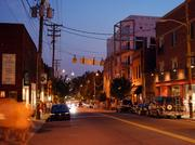 """Gawker polled its readers to determine which neighborhoods were the """"hippest."""" Two Charlotte neighborhoods — NoDa and Plaza-Midwood — tied as the Queen City's version of Williamsburg, according to the online daily Manhattan media news and gossip site. Shown here is Davidson Street in NoDa."""