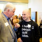 Austin Chamber's annual meeting brings out the who's who in business - slideshow
