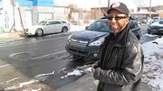 A plan for a West Philadelphia supermarket is headed for a showdown with one remaining property owner whose land is needed. That is artist James Dupree, whose converted a former car repair garage into a studio. Dupree has five paintings in the collection of the Philadelphia Museum of Art, which he can see from the street in front of Dupree Studios.