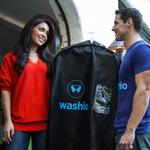 Washio folds on-demand laundry startup