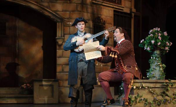 The Sacramento Opera puts on a performance of the Barber of Seville in 2012. A $500,000 donation made to the Sacramento Region Performing Arts Alliance was a rare and needed philanthropic act in the Sacramento region.