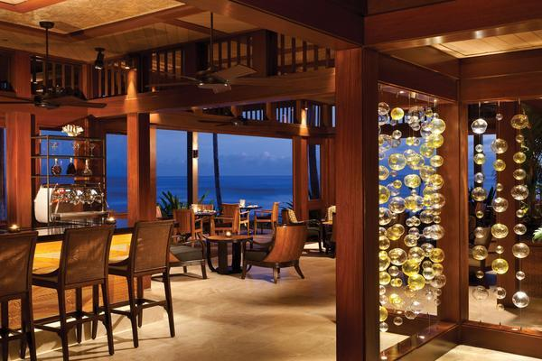 Ulu Ocean Grill at the Four Seasons Resort Hualalai on the Big Island was one of seven Hawaii restaurants named to OpenTable's list of the 100 Most Romantic Restaurants in America