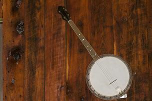 Before he became CEO of MakerBot Industries, Bre Pettis played the banjo.