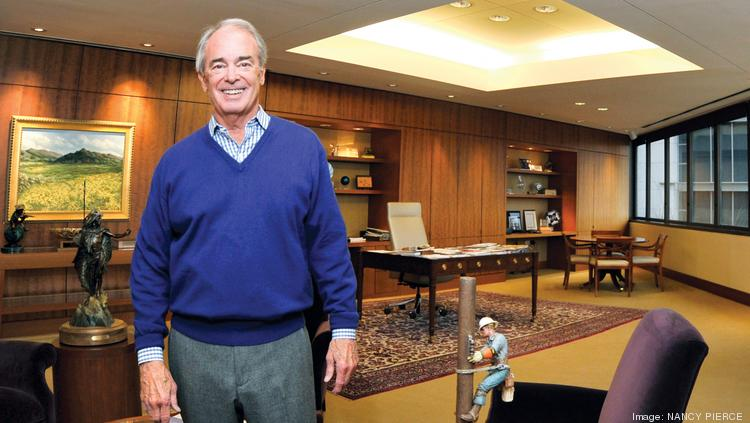 Jim Rogers plans an active retirement after 25 years at the top of the utility industry.
