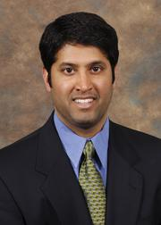 Dr. Yash Patil is nominated in the Provider category for his work at University of Cincinnati College of Medicine/UC Health.