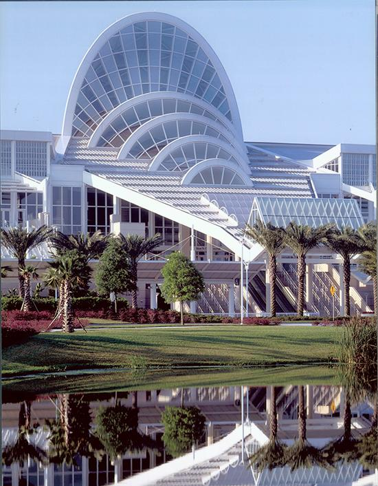 The Orange County Convention Center is expected to have more guests this year despite the smaller amount of shows.