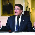 McCrory won't sign coal ash bill but will let it become law