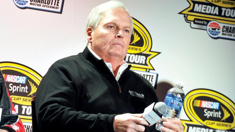 Rick Hendrick spoke to reporters this week during NASCAR's annual Sprint Media Tour.