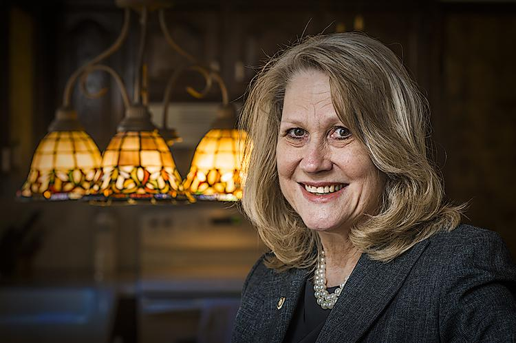 Missouri state Rep. Jeanie Lauer, R-Blue Springs, is also the founder of The Management Edge.