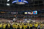 The Final Four in pictures