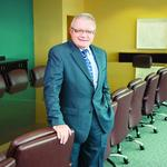 University of Colorado Hospital CEO <strong>Harney</strong> to retire