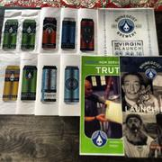"""Deciding the look of the cans was one of the hardest, but most exciting, parts. """"That was awesome. It was one of the key things that made me want to build a brewery was the branding side,"""" Rhinegeist vice president of marketing Bryant Goulding said."""