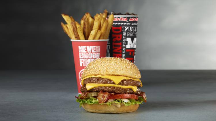 Mooyah Burger Fries & Shakes is opening its second Birmingham-area location on 7th Avenue South.