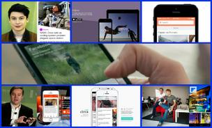 Facebook is re-imagining how users experience its content on smartphones with its new app Paper. The social network is also taking aim at the many upstarts working in news curation and aggregation.