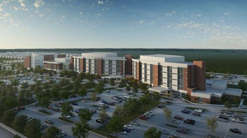 Methodist Mansfield Medical Center to build $118M patient
