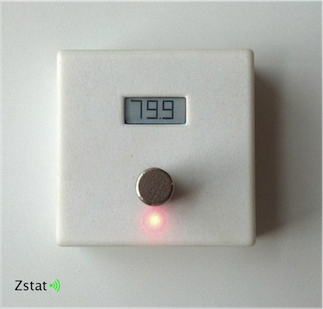 Cambridge-based Zstat is crowdfunding to raise money for the production of its wireless and Bluetooth-enabled thermostat.