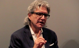 Young & Rubicam's Global CEO, David Sable, speaks about Apple's successful ads.