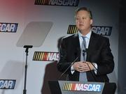 NASCAR Chairman Brian France, though based in Daytona Beach, Fla., has close ties to the Charlotte region due to the sport's deep roots in the area.