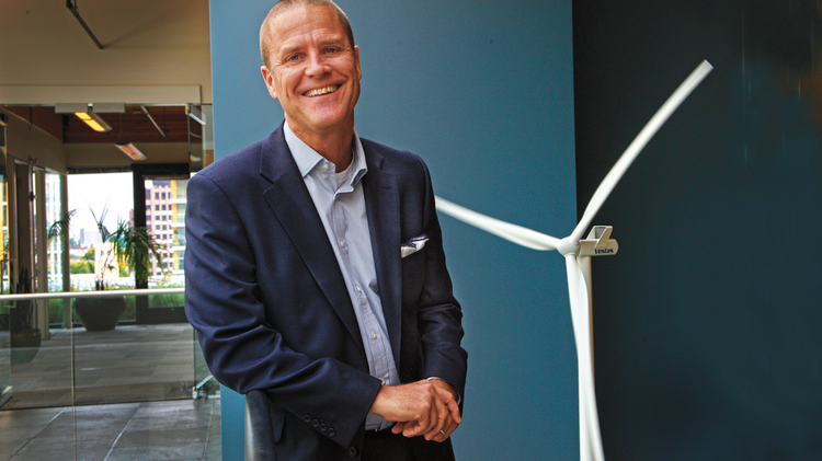 Vestas boosts wind energy market share with acquisition