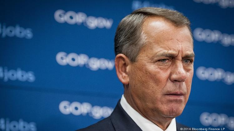 Contact Mr. Boehner if you're keen to have immigration reform voted on this year.