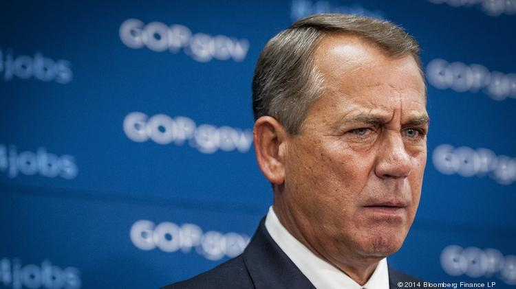 House Speaker John Boehner, R-Ohio, contends health care reform's individual mandate should be scrapped.