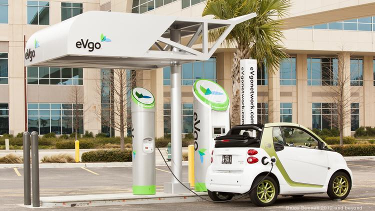 NRG has 17 eVgo charging stations in the Houston area.