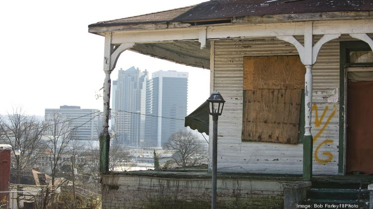 Birmingham's new Land Bank Authority is one tool the city is using to address blight.