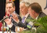 Panelist's tip: Be an owner, not a lender, and look globally