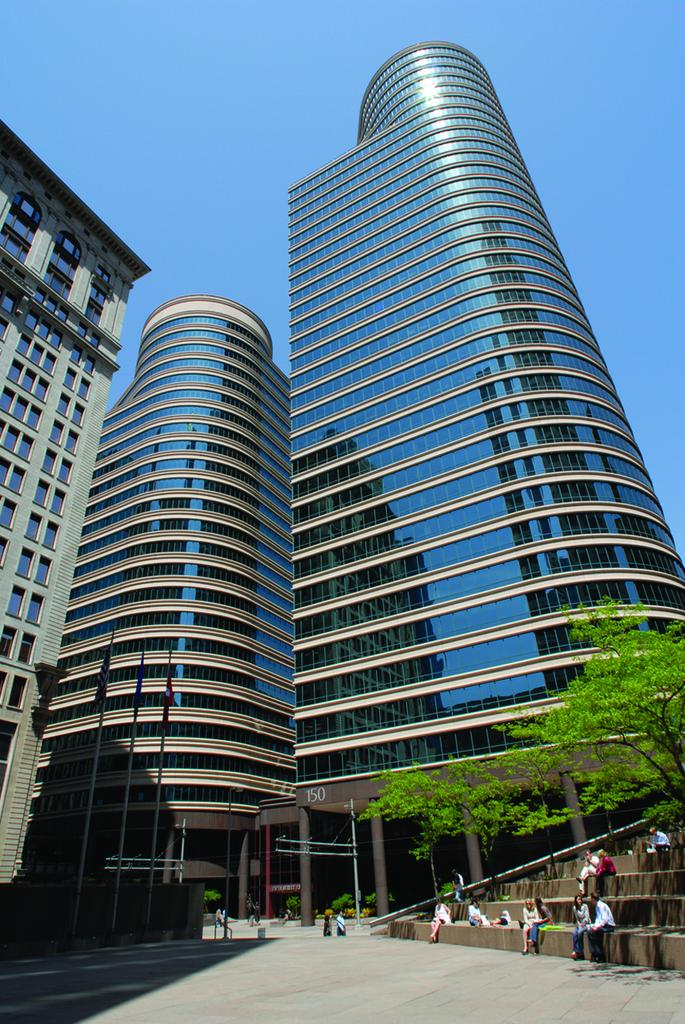 Fifth Street Towers