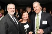 L to R: Joe Murray, First Financial Group, a member of the MassMutual Financial Group, Susan Notaras, Independence Wealth Strategies and another Power Party guest.