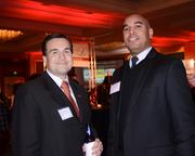 Mark Schirmer of PNC Wealth Management and Shay Harold of PNC Bank.