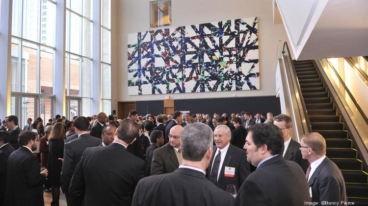 The Charlotte Business Journal's Energy Leadership Awards event was held Thursday, Jan. 30, at The Mint Museum Uptown.