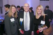 Wendy Drake of The Webster Group with Steve Manlove of Perkins & Will and Amanda Tiede of Cassidy Turley